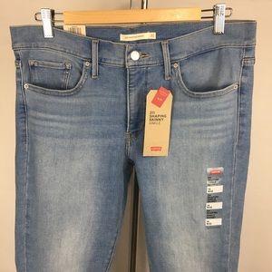 Levi's 311 Shaping Skinny Ankle Jean Women W32